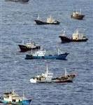海保巡視船増強で中国密漁船に対処